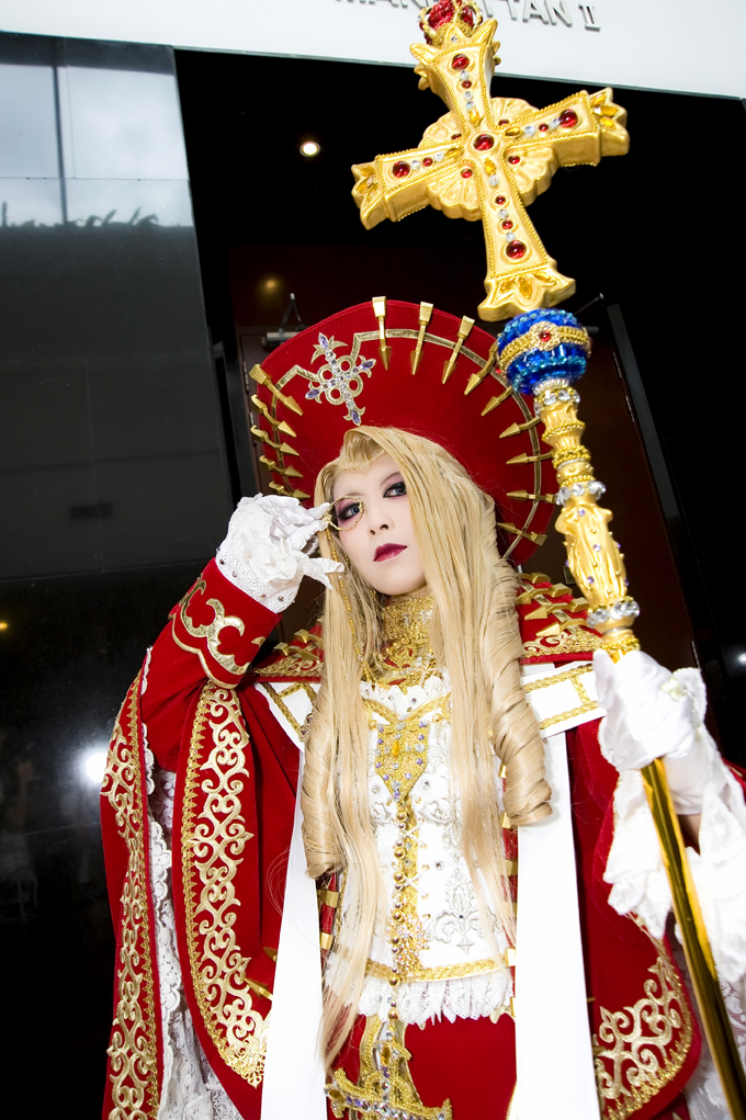 Trinity Blood-Caterina Sforza by kiwimsia