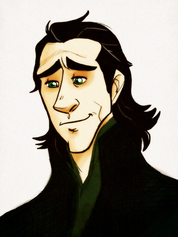 Loki Bustable by saylem