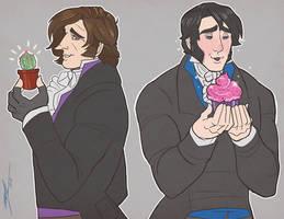 Prickly vs. Cupcake