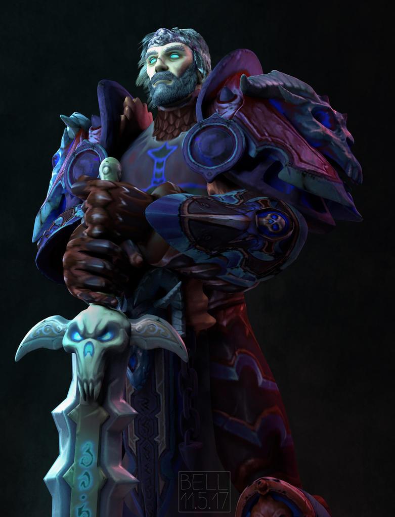 Warcraft Quick Portraits: Nazveroth by Belvane