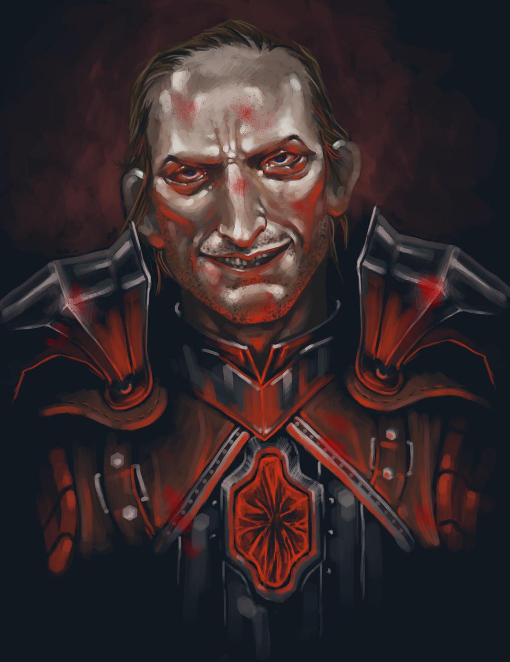 Red Templar by MorgothPalantir on DeviantArt