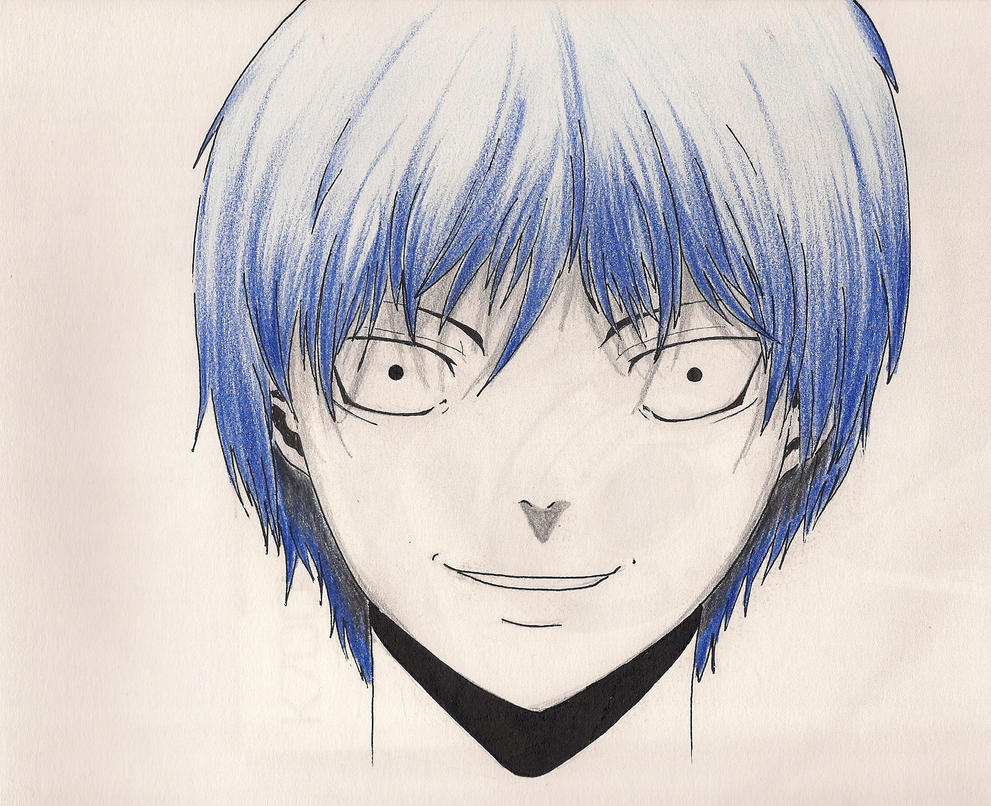 anime character no.1 untitled by darchii