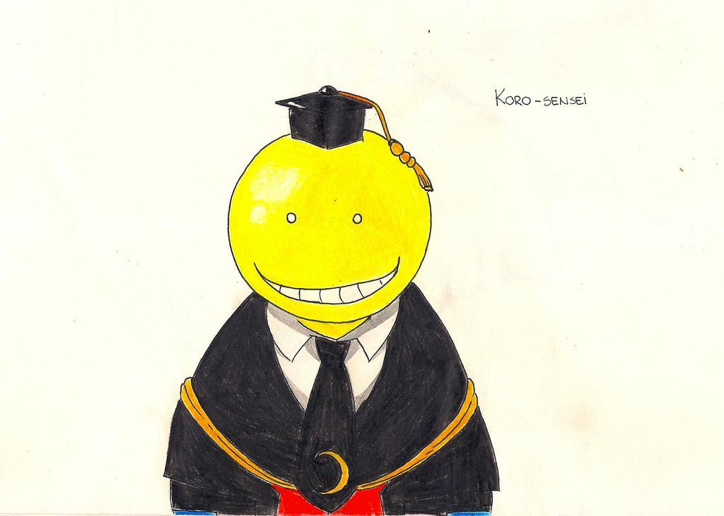 Koro Sensei by darchii