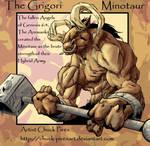 Minotaur- The Grigori