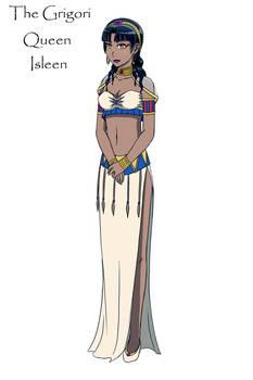 Queen Isleen~ The Grigori