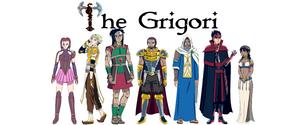 The Grigori~ OC Characters by TheGrigoriAnime