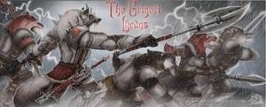 Lycans aka Werewolves~ The Grigori
