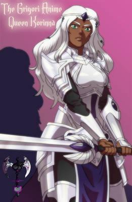 Queen Korinna~ The Grigori