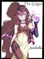 Jezebella~ The Grigori by TheGrigoriAnime
