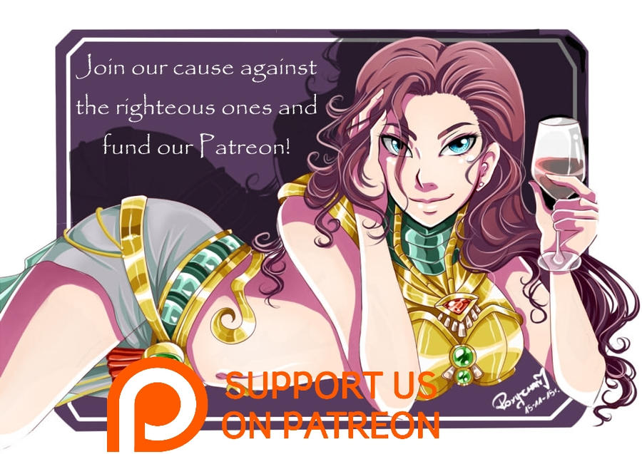 Jezebel~ Join Our Cause! by TheGrigoriAnime