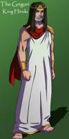 King Hiroki ~ The Grigori