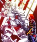 Hezron and Diamino~ The Grigori by TheGrigoriAnime