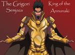 Semjaza~ King of the Annunaki by TheGrigoriAnime
