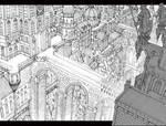 City Scene 2 Background for Animation