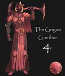 Gunther ~ The Grigori by TheGrigoriAnime