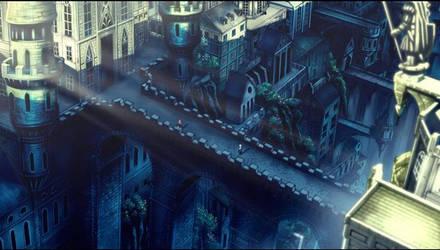 Grigori Bridge Anime Scene by TheGrigoriAnime