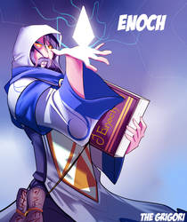 Enoch~ The Grigori by TheGrigoriAnime