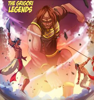 The Grigori Legends