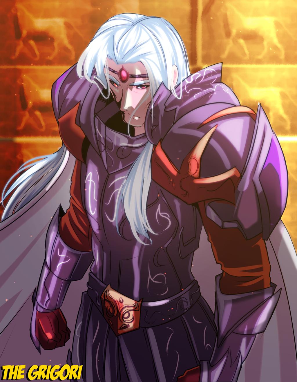 Lord Terah~ The Grigori by TheGrigoriAnime