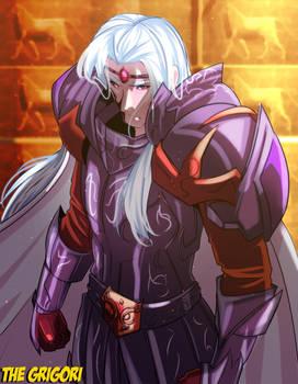 Lord Terah~ The Grigori