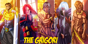 The Grigori Men