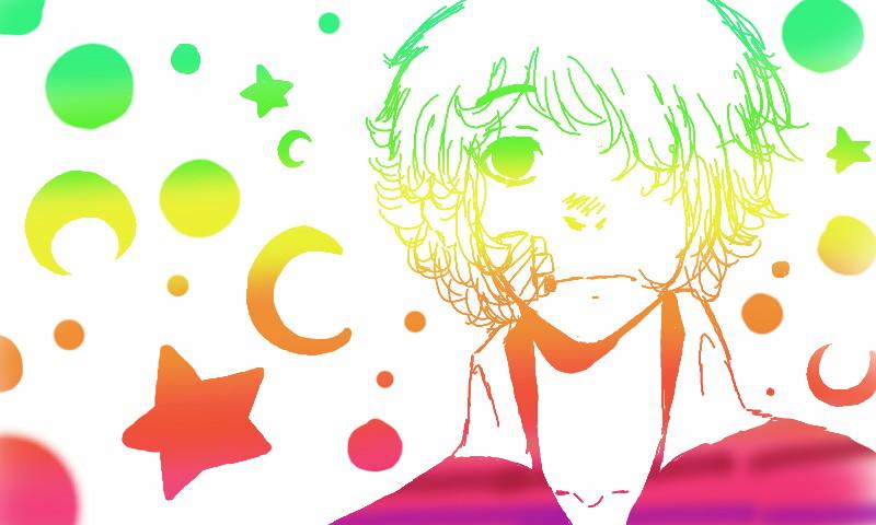 rainbow rolling alex by TJACK2345