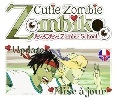 Cutie Zombie / Update [4.Avril.2019] by Pinceau-Arc-en-Ciel