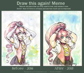 Draw this again! - WoT - Ficellia by Pinceau-Arc-en-Ciel