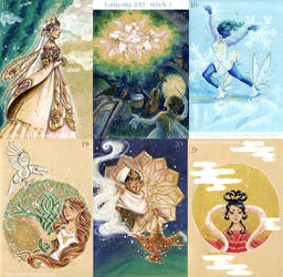 Fairyary 2019 - week 3 by Pinceau-Arc-en-Ciel