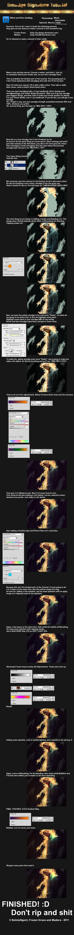 Smudge tutorial 3 by FG-design