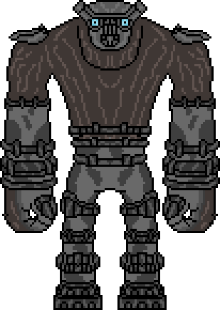 Shadow of the Colossus Valus by flambeworm370 on DeviantArt