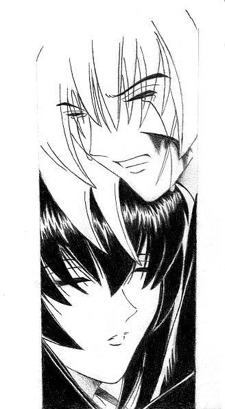 Art Section! Sorrow_-_Rurouni_Kenshin