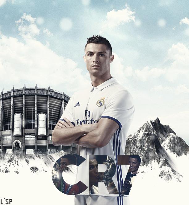 Cristiano Ronaldo Wallpaper: Cristiano Ronaldo Wallpaper By Lsp-Gfx On DeviantArt