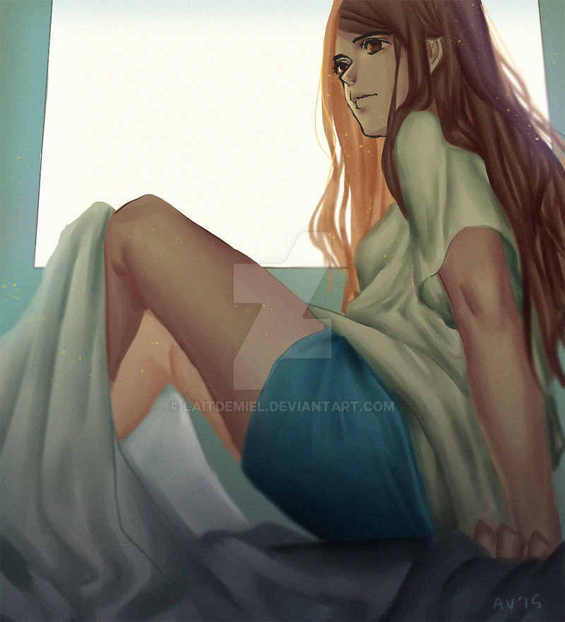 And One Day I Will Wake up Alone by LaitdeMiel