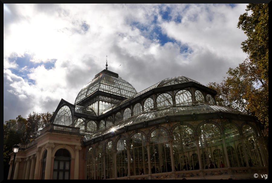 Palacio del Cristal 2 by vinc-photography