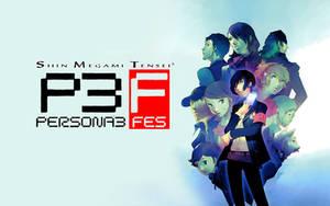 Persona 3 FES wallpaper II by FlashFumoffu