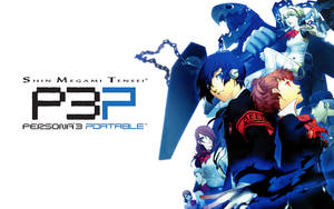 Persona 3 P3P wallpaper III by FlashFumoffu