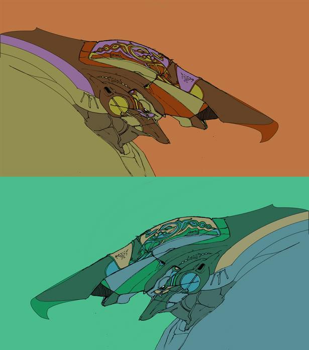FOIL head by genocidalpenguin