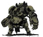 Dreadnought of Nurgle