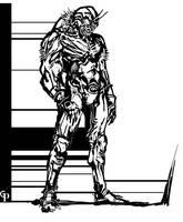 Kamen Rider by genocidalpenguin