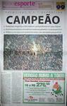 Jornal Folha | Palmeiras Campeao da Libertadores by celeborn00