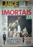 Jornal Lance | Palmeiras Campeao II by celeborn00