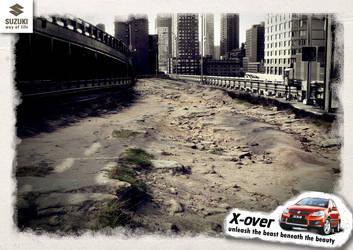 X-over by arnaldoWenas