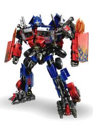 Optimus Prime by arnaldoWenas