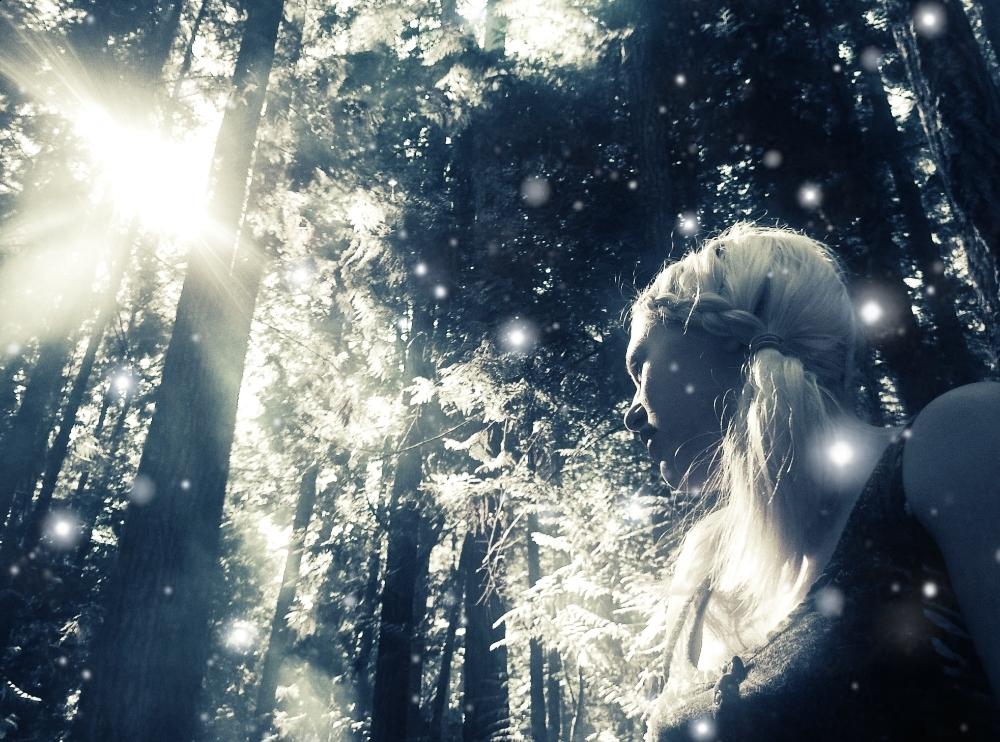 Forest Sprite by LilPumpkinKing