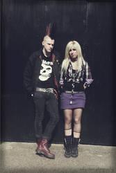 punk . streetstyle by criticaldamage