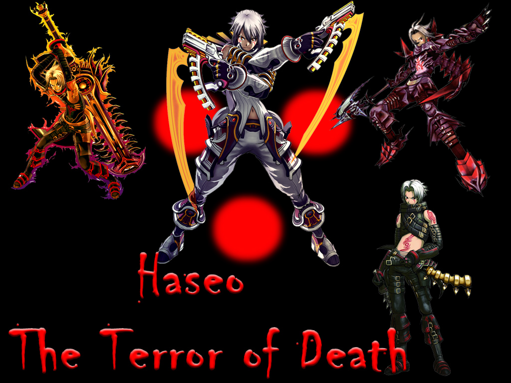 Disgaea 2 Dark Hero Days  Haseo_the_Terror_of_Death_by_fullmetaluzumaki