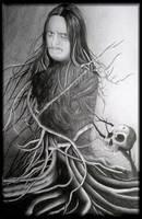 Fenriz - Darkthrone by KleopatraAurel