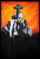 Zombie Apocalypse by KleopatraAurel