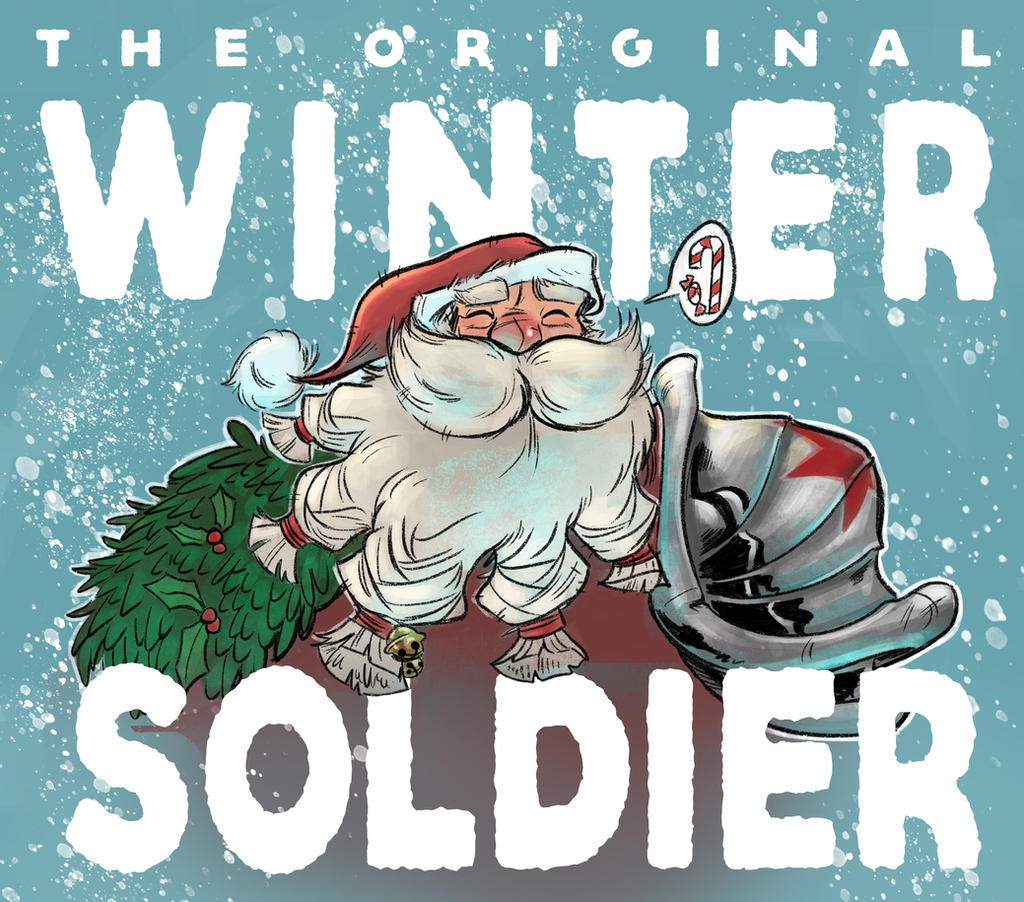 The Original Winter Soldier by thailur
